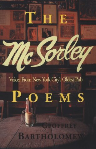 9780970132529: The McSorley Poems: Voices from New York City's Oldest Pub