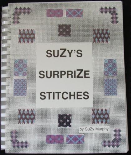Suzy's Surprize Stitches: Suzy Murphy