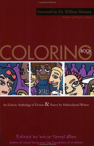 9780970134035: Coloring Book: An Eclectic Anthology of Fiction and Poetry by Multicultural Writers