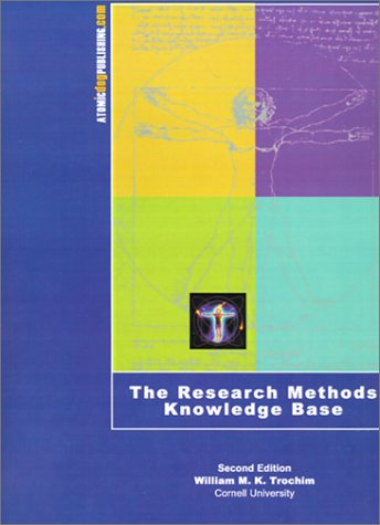 9780970138590: The Research Methods Knowledge Base