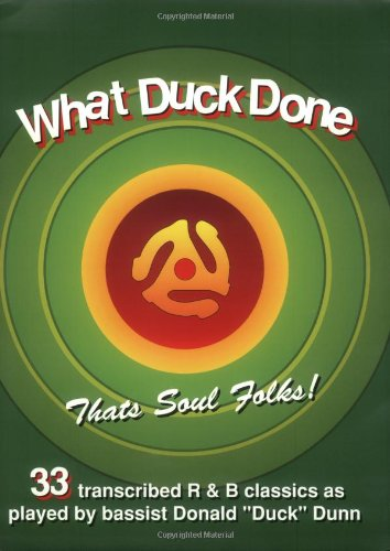9780970138903: What Duck Done