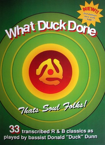9780970138910: What Duck Done - 2nd. edition (with tab)