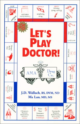 Let's Play Doctor!: Wallach, Joel D./