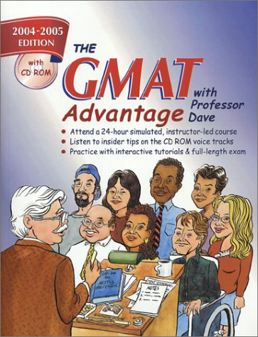 The GMAT Advantage with Professor Dave: Scalise, David