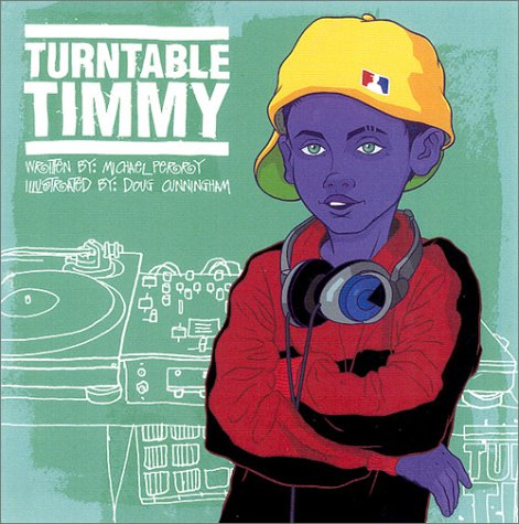 9780970177186: Turntable Timmy