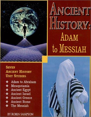 9780970181633: Ancient History : Adam to Messiah