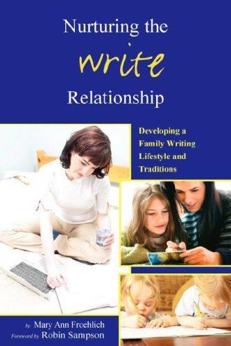 9780970181695: Nurturing the Write Relationship