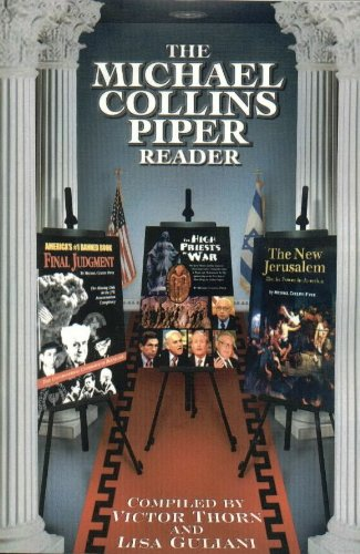9780970195098: The Michael Collins Piper Reader