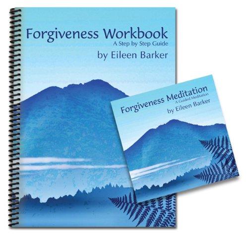 9780970208842: Forgiveness Workbook & Forgiveness Meditation CD Set