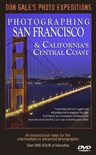 9780970211118: Photographing San Francisco and California's Central Coast
