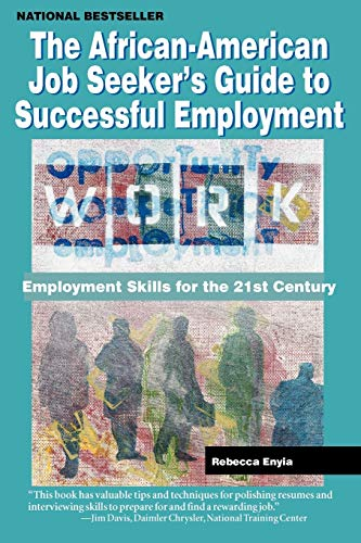 9780970222428: African American Job Seeker's Guide to Successful Employment: Employment Skills for the 21st Century