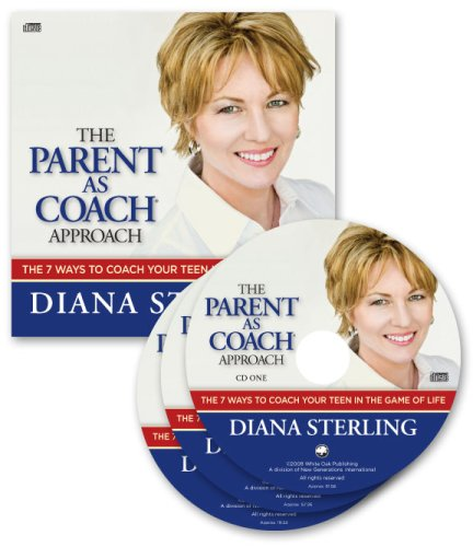 9780970225535: The Parent as Coach Approach Audio CD