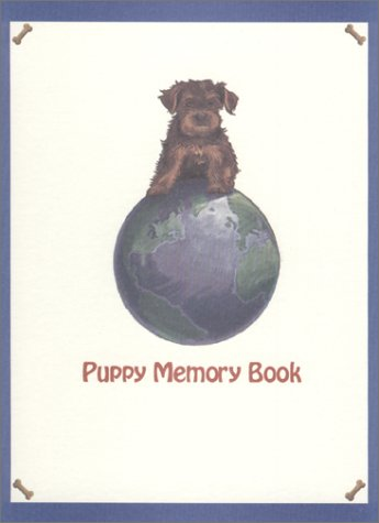 9780970226808: Puppy Memory Book