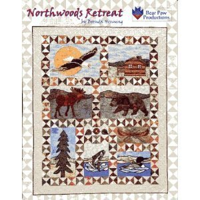9780970231024: Northwoods Retreat