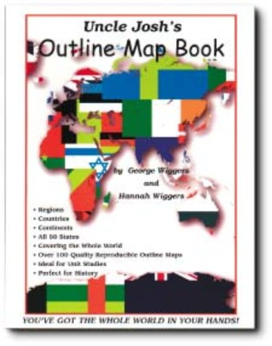 9780970240309: Uncle Josh's Outline Map Book