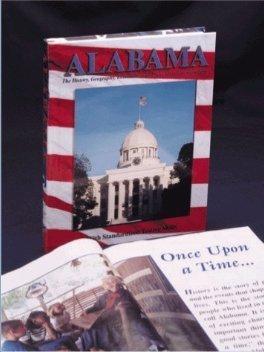 Alabama: The History, Geography, Economics And Civics: Atkins, Leah Rawls,
