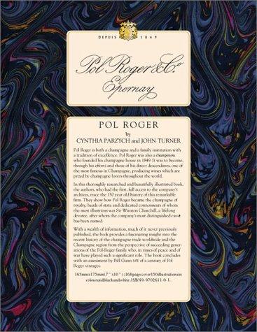 Pol Roger: Parzych, Cynthia; Turner, John; Turner, C. M. E. P.