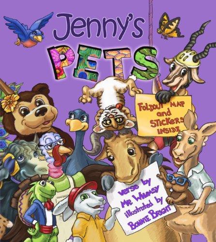 9780970267559: JENNY'S PETS