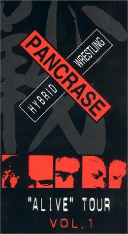 9780970279620: PANCRASE Alive Tour Vol.1 [VHS]