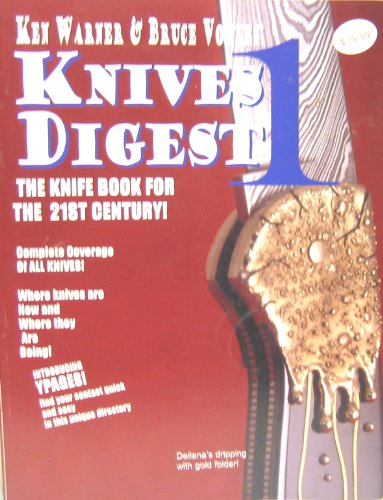 Knives Digest 1: Ken Warner