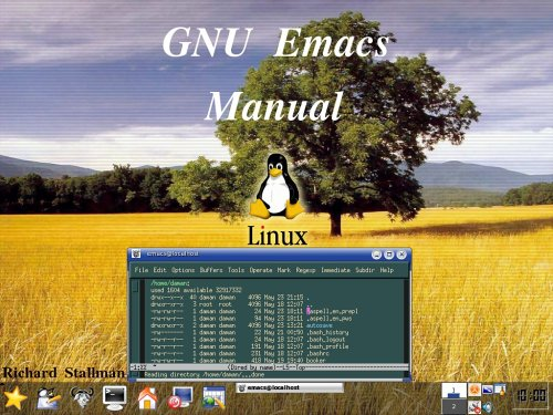 9780970308375: GNU Emacs Manual, For Version 21, 15th Edition