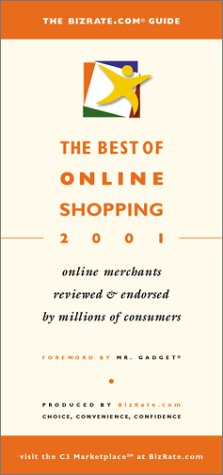 9780970311702: The Bizrate.Com Guide 2001: The Best of Online Shopping