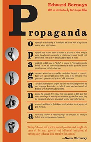 Propaganda: Edward Bernays