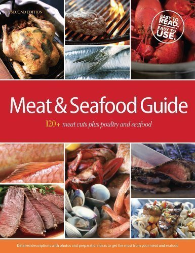 9780970313911: Meat & Seafood Guide