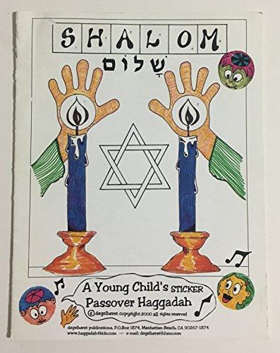 A Young Child's Sticker Passover Haggadah: Degelsmith-Herst, Harriet