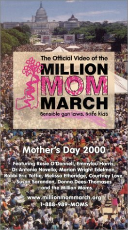 9780970317902: The Million Mom March Official Video [VHS]