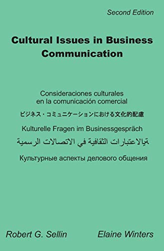 9780970324412: Cultural Issues in Business Communication