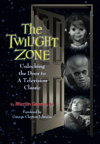 9780970331090: The Twilight Zone: Unlocking the Door to a Television Classic