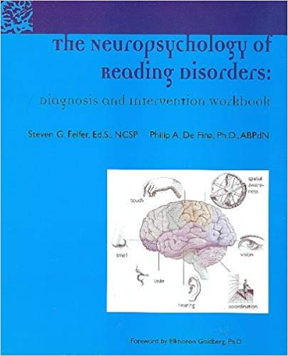 9780970333704: THe Neuropsychology of Reading Disorders: Diagnosis and Intervention Workbook