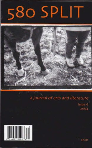 580 Split: Issue Number 6, 2004: Graduate Creative Writing Program