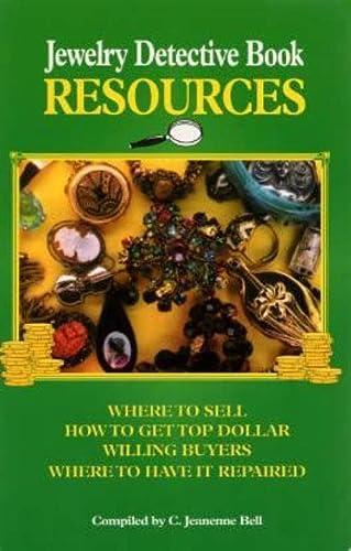 9780970337870: Jewelry Detective Resources