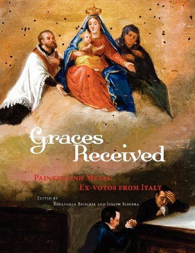9780970340375: Graces Received: Painted and Metal Ex-votos from Italy