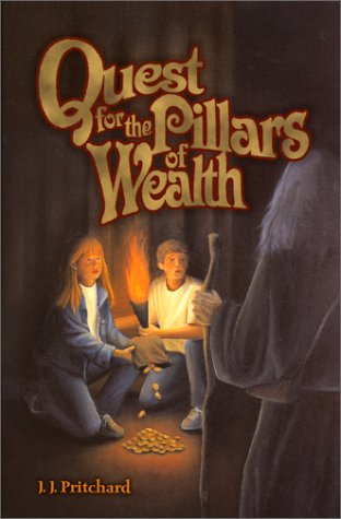 9780970343307: Quest for the Pillars of Wealth (A Children's Guide to Growing Rich)