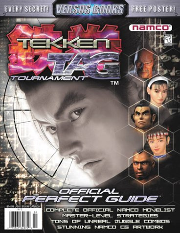 9780970347336: Versus Tekken Tag Tournament Official Perfect Guide