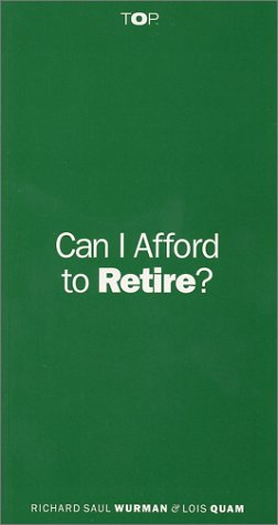 9780970368409: Can I Afford to Retire