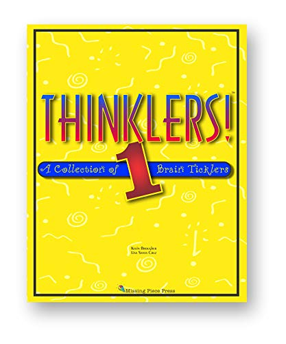 9780970372918: Thinklers! A Collection of Brain Ticklers