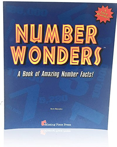Number Wonders - A Book of Amazing: Kevin Brougher