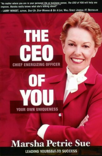 The CEO of YOU: Sue, Marsha Petrie