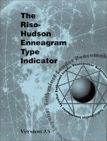 9780970382405: The Riso-Hudson Enneagram Type Indicator (RHETI, Version 2.5)