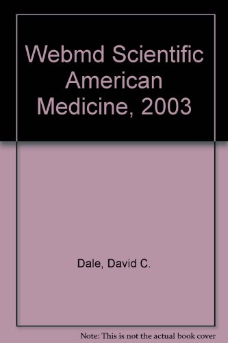 9780970390226: Webmd Scientific American Medicine, 2003