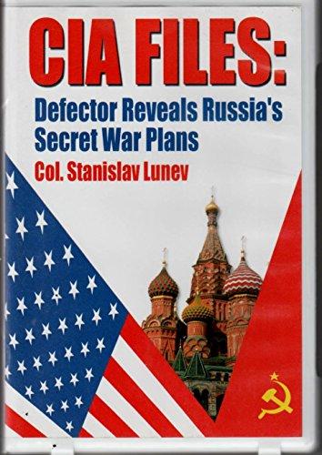 9780970402967: CIA Files: Defector Reveals Russia's Secret War Plans