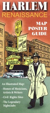 9780970412911: Harlem Renaissance: Map Poster Guide