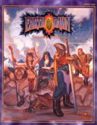 9780970419118: Earthdawn (2nd edition)
