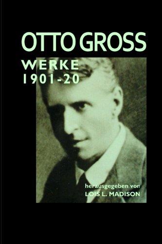 9780970423689: Werke 1901 - 1920
