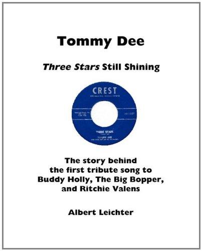 Tommy Dee: Three Stars Still Shining: Albert Leichter