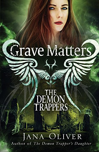9780970449085: Grave Matters: A Demon Trappers Novella